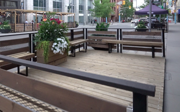 Pop Up Patios could be coming to St. Thomas article