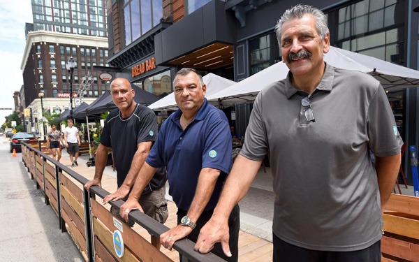 Hamilton's Pop-Up Street Patios Business Popping Amid Pandemic article